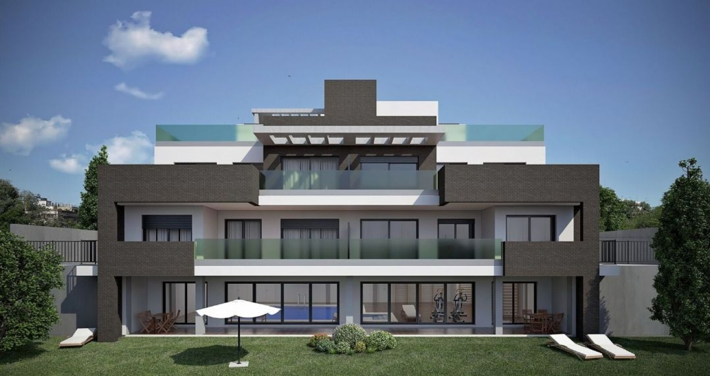 Exclusive apartments in Chilches