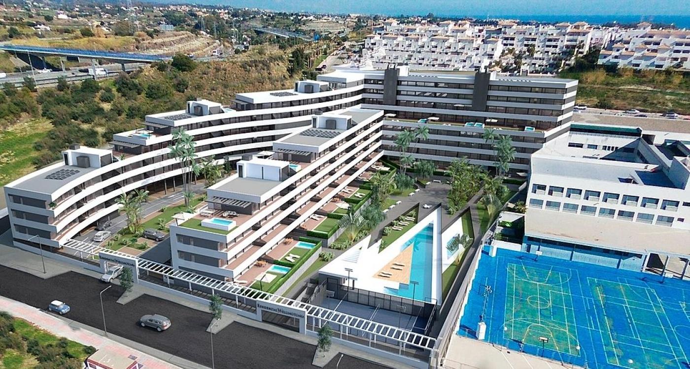 New development in Estepona