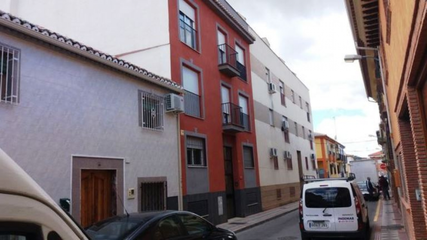 Bank properties in Granada