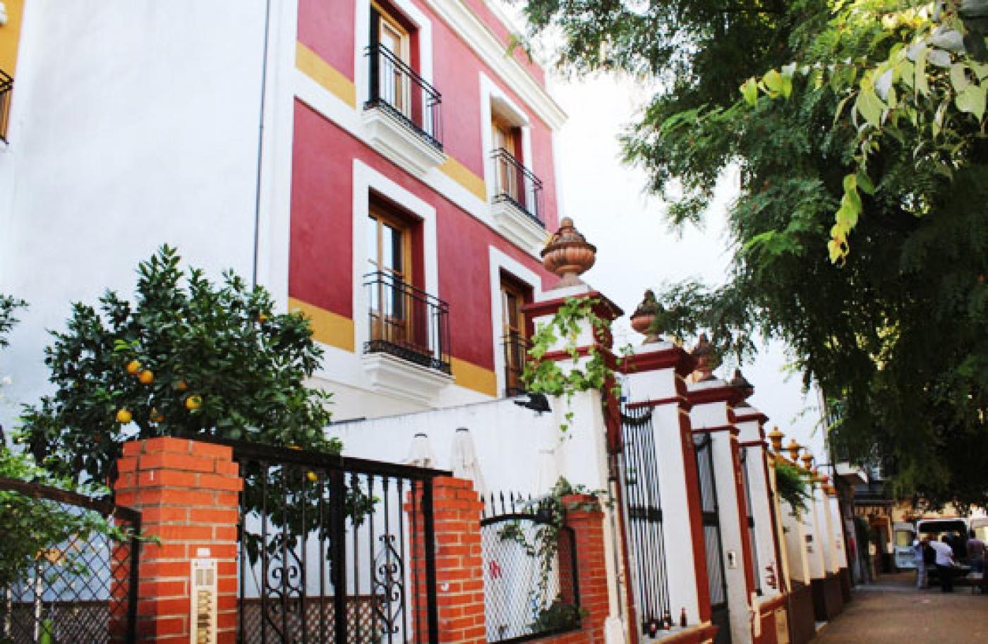 Pisos de bancos en Sevilla