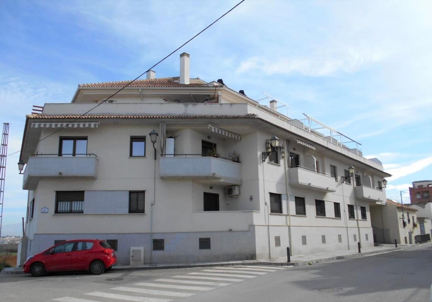 Pisos de bancos en Granada