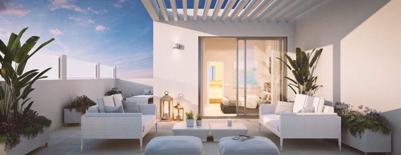 Atardecer-Terraza-Duplex
