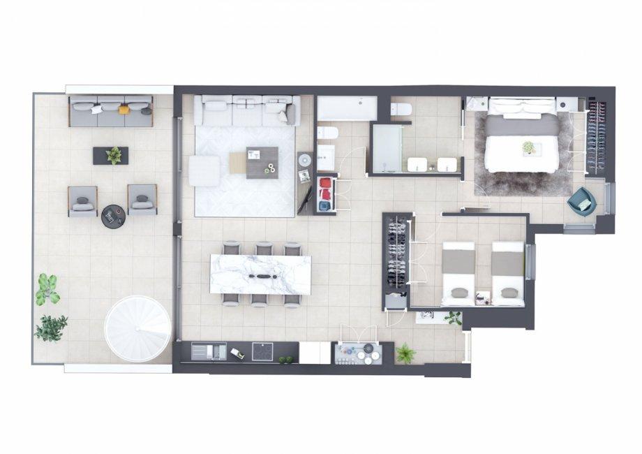 manilva-2-plano-2-dormitorios
