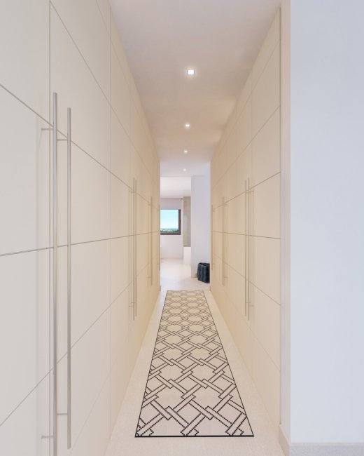 RENDER - WALK-IN CLOSET WITH DOORS - VESTIDOR CON PUERTAS-min