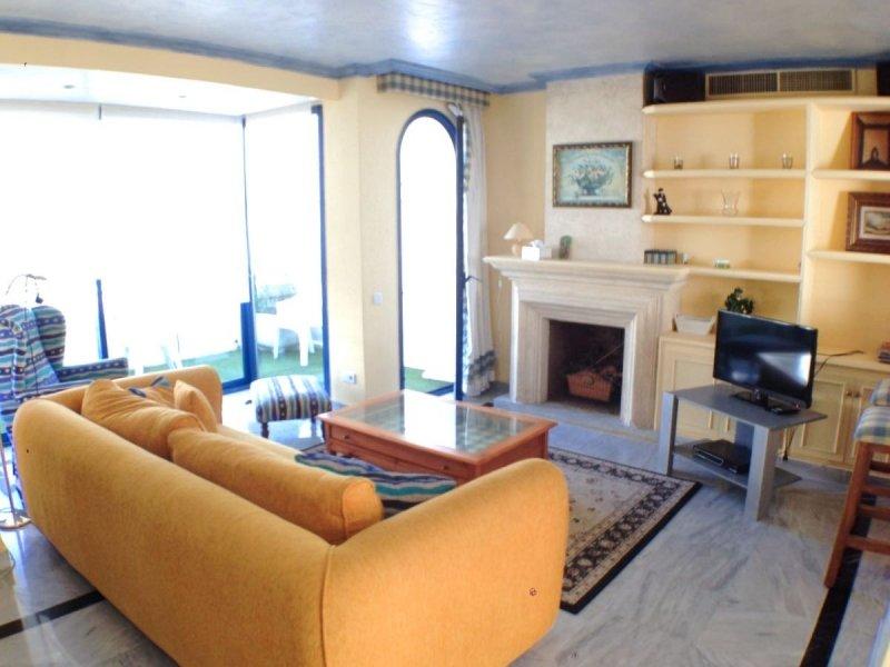 Atico duplex en Marbella centro en Marbella