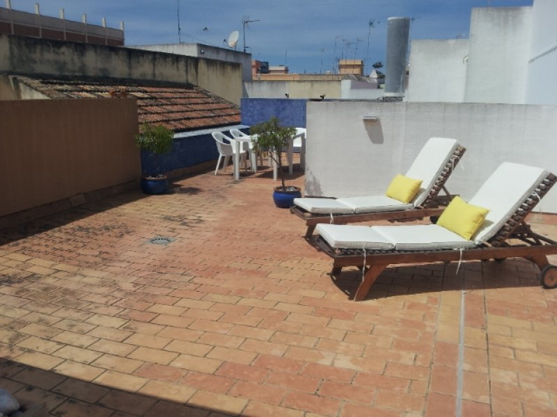Fantastic duplex penthouse in Cadiz in Cádiz