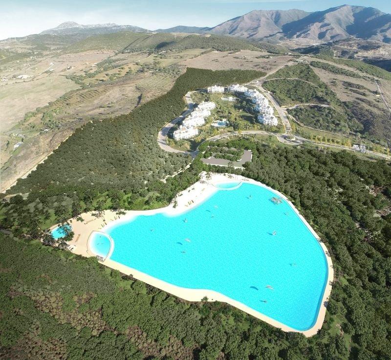 New development in Casares in Casares