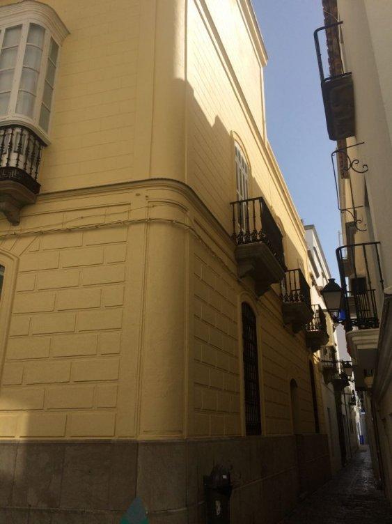 Casa palacio en el centro de Tarifa en Tarifa