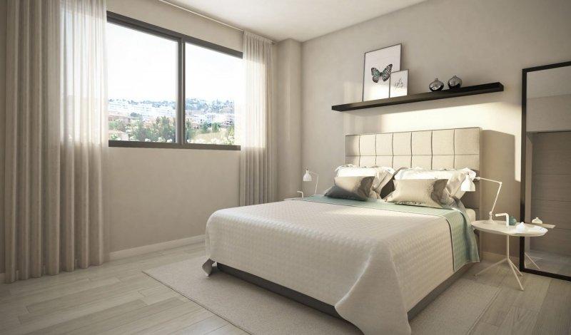 Apartamentos a estrenar en Mijas Costas   en Mijas
