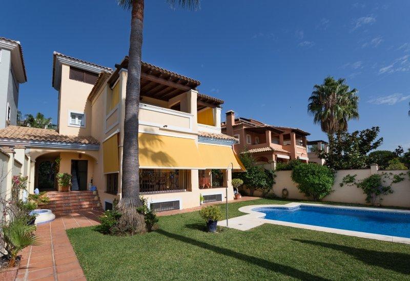 Chalet en Marbella en Marbella