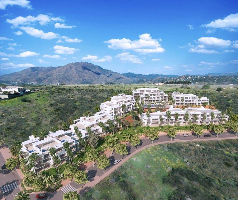 Nueva promoción de apartamentos en Estepona en Estepona