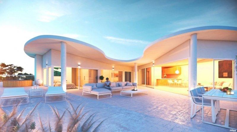 New development in Reserva del Higueron, Fuengirola in Fuengirola