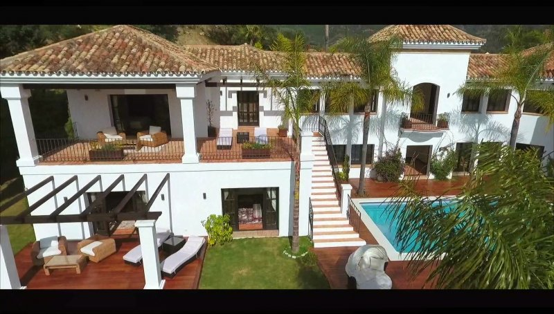 Villa en La Zagaleta en Benahavís