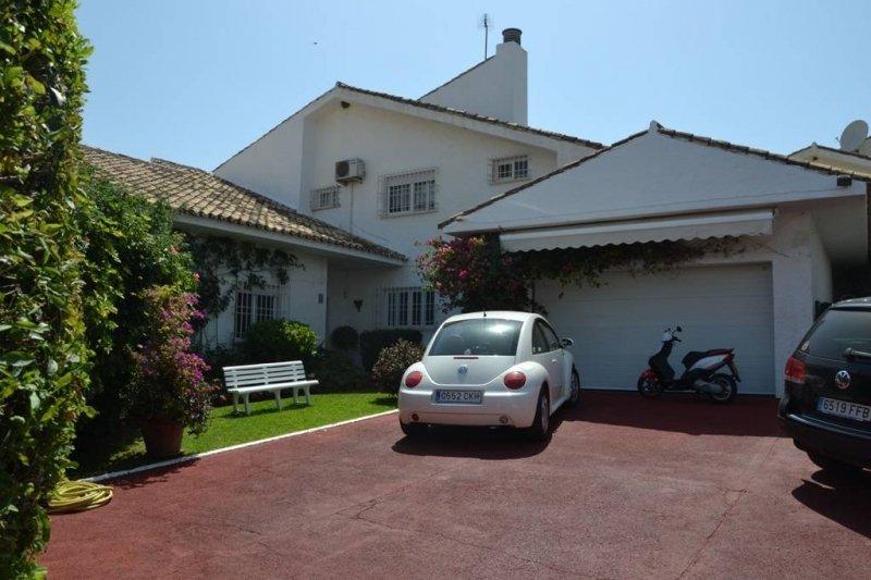 Villa Guadalmina Baja , Marbella en Marbella