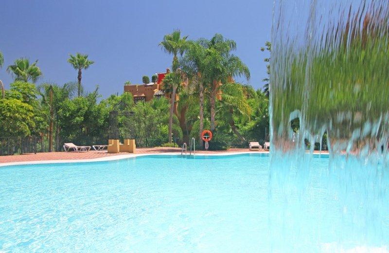 Atico dúplex en Puerto Banús en Marbella