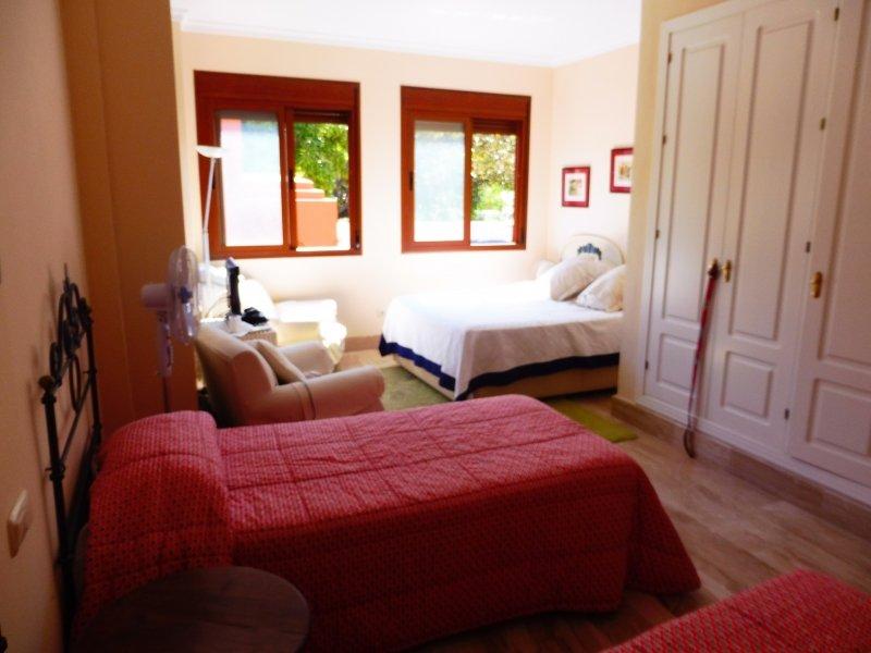 Apartamento en planta baja en Guadalmina Baja en Marbella