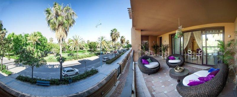 Piso en Casablanca Beach en Marbella
