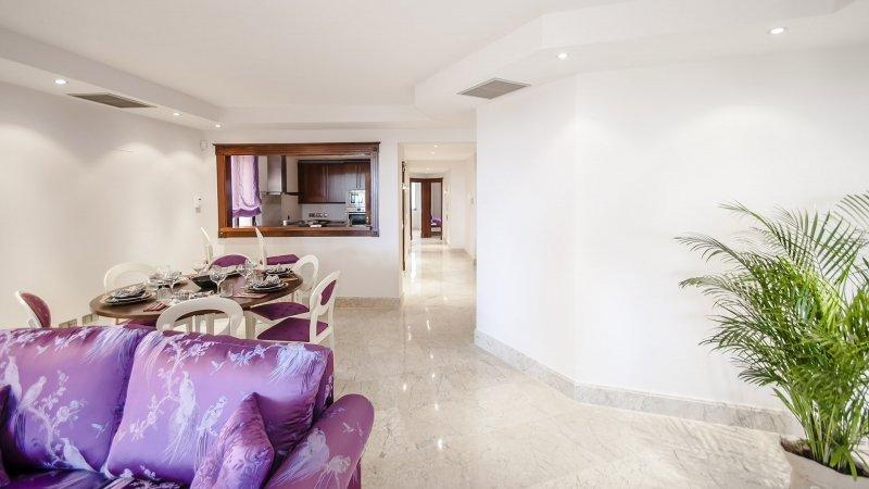 Apartment in Nueva Alcantara in Marbella