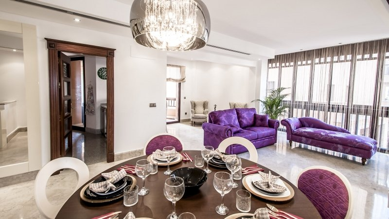 Ground floor in Casablanca Beach in Marbella