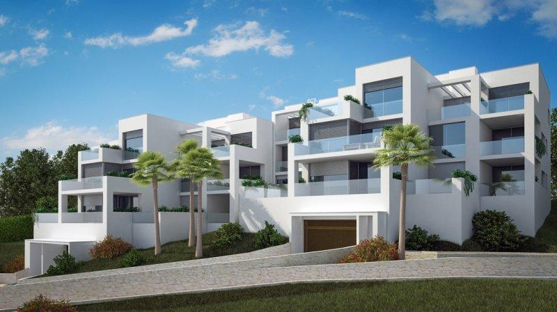 Nuevos apartamentos en Torrequebrada en Benalmádena