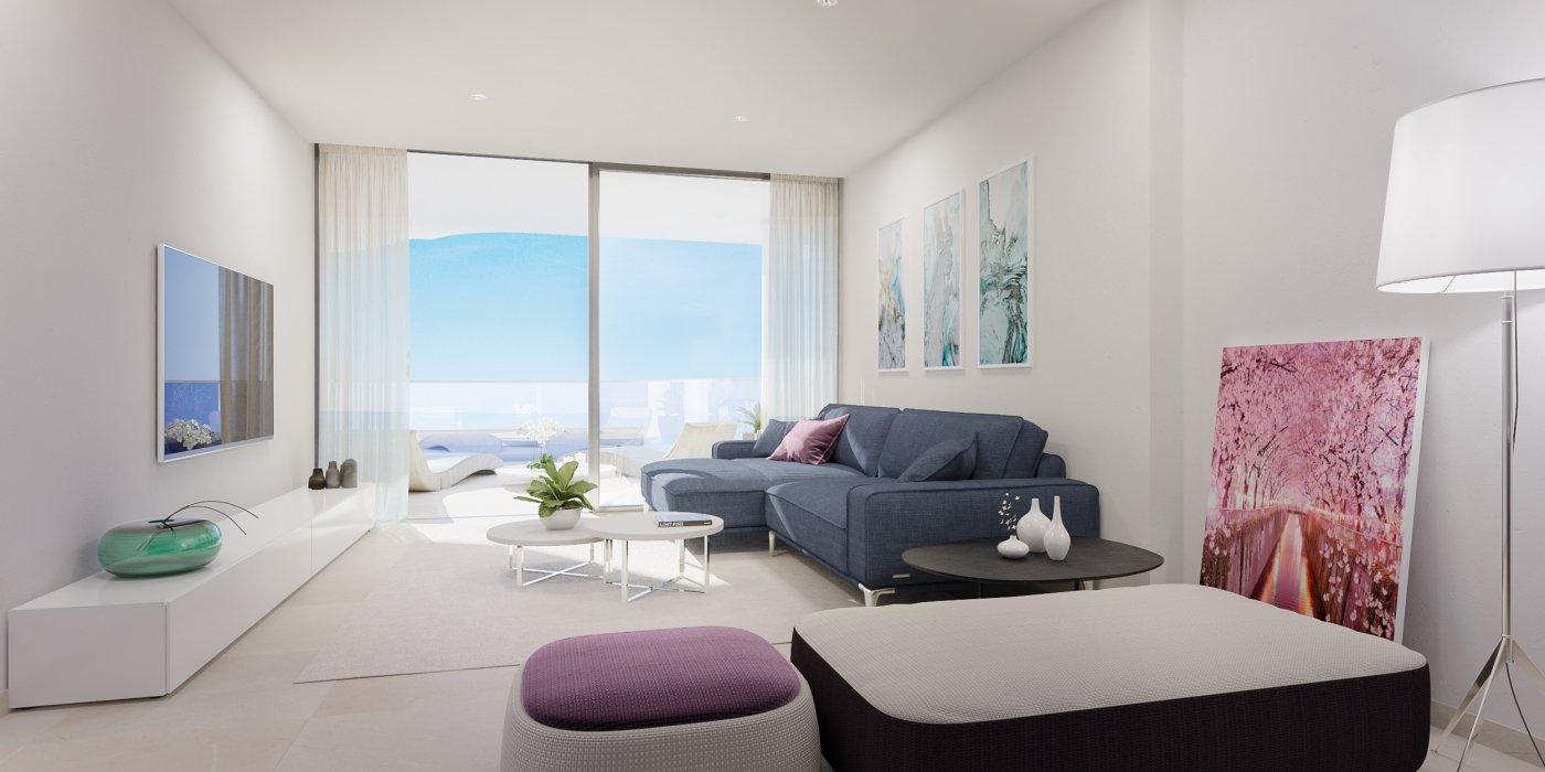 Exclusive apartments in Benalmadena in Benalmádena