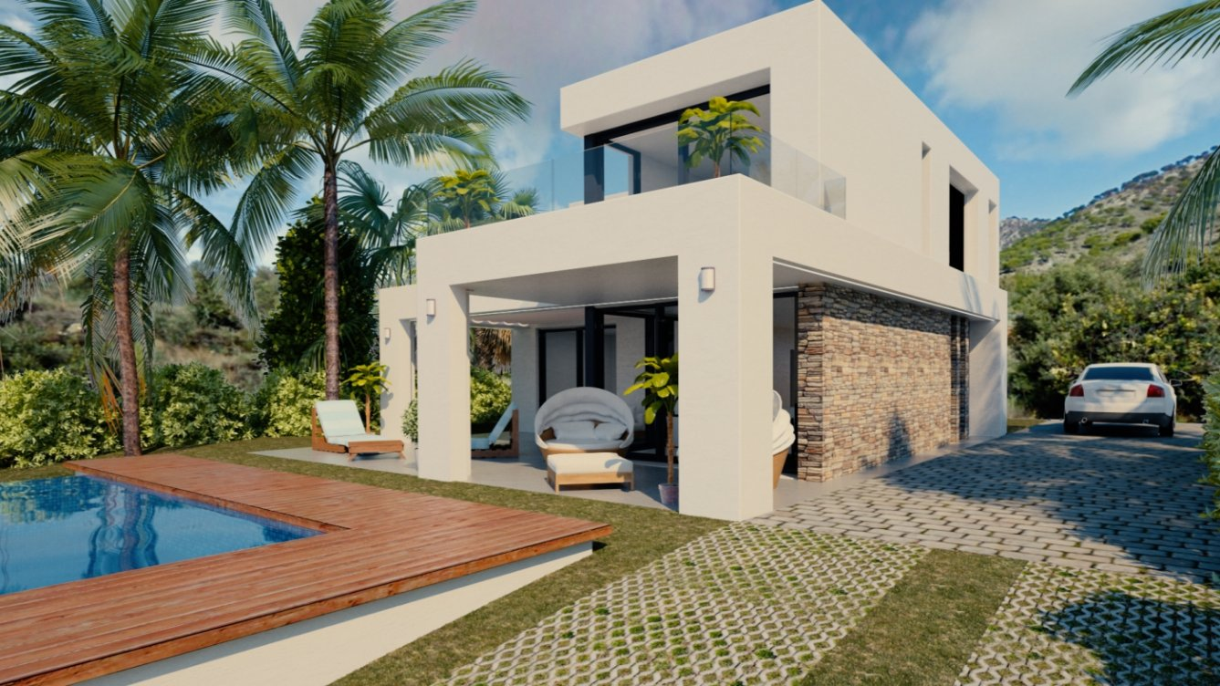New development in Mijas in Mijas