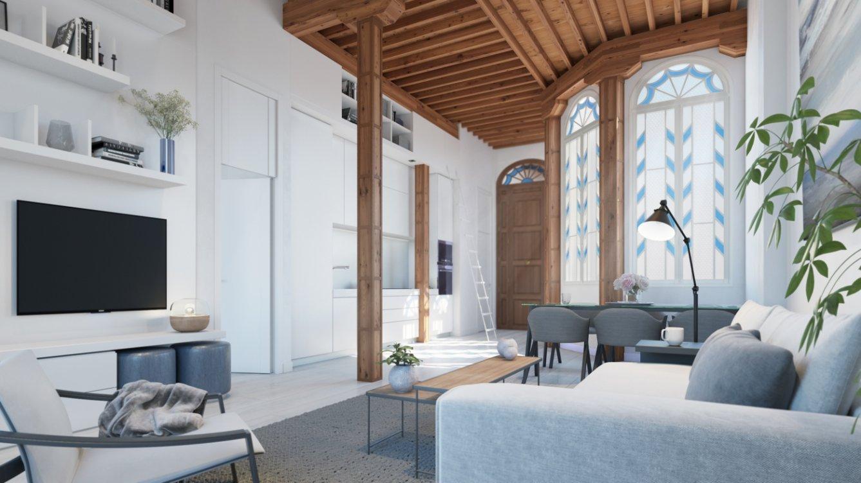 Apartamentos en Málaga centro en Málaga