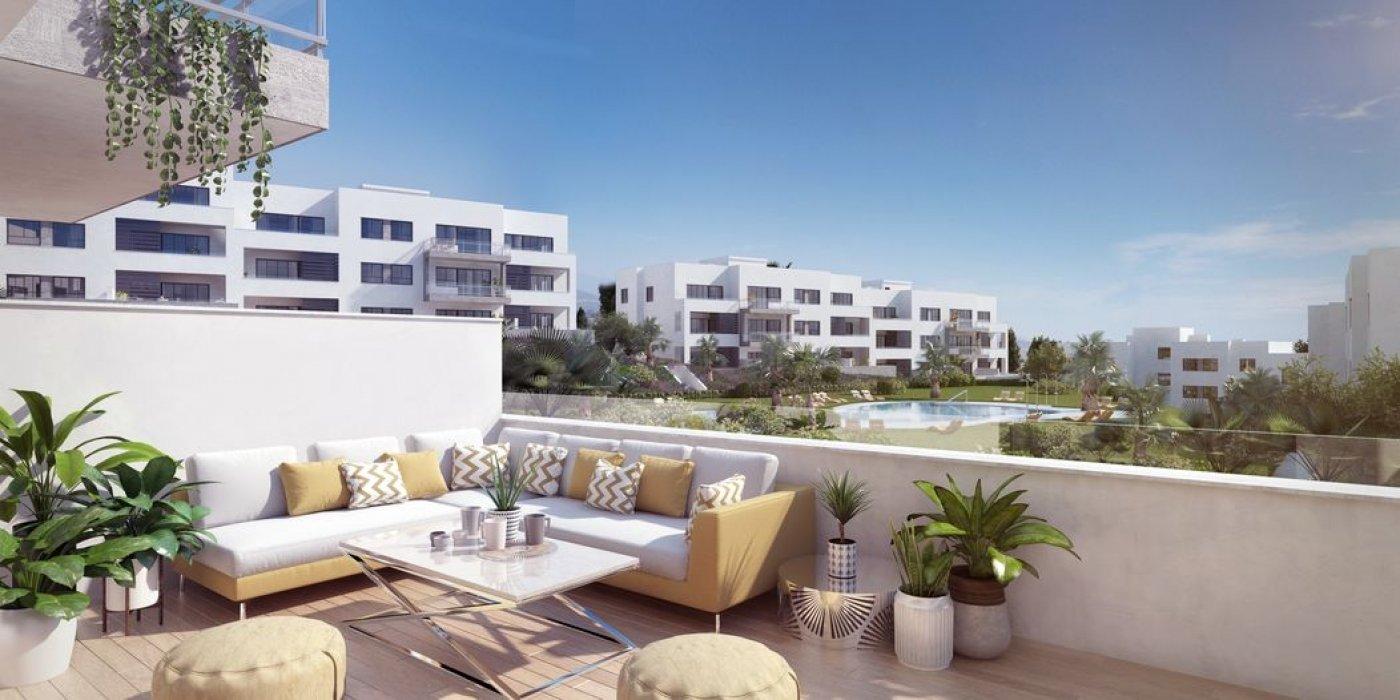 Apartamentos en Torre del Mar en Torre del Mar