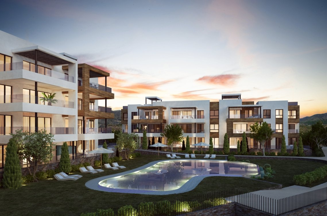 Nueva promoción de apartamentos en Fuengirola en Fuengirola