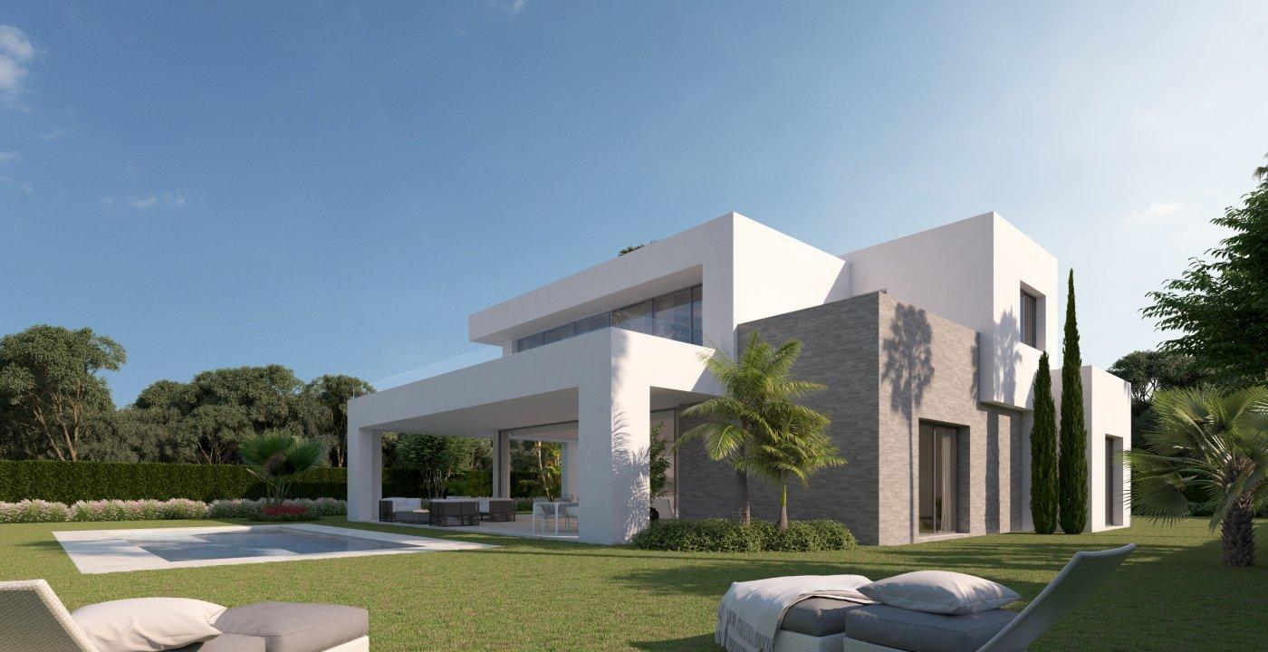 Villas en La Cala Golf en Mijas