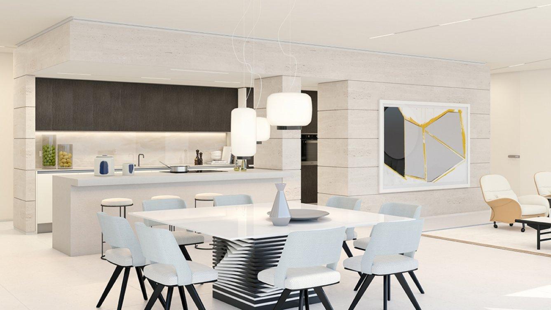 Apartamentos en la Milla de Oro de Marbella en Marbella