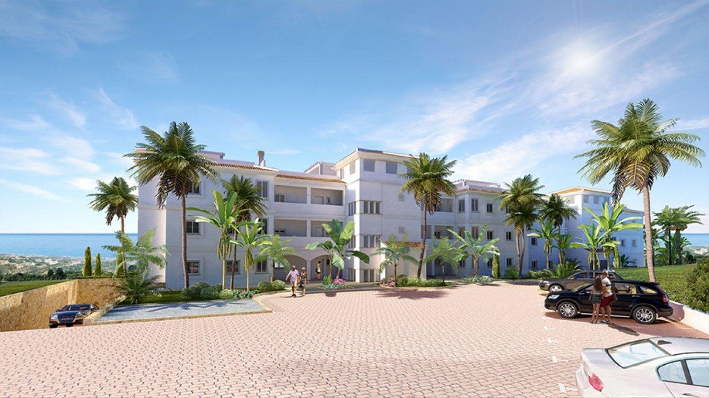 New development in Rincon de la Victoria in Rincón de la Victoria