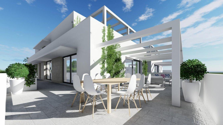 Apartamentos sobre plano en Sotogrande en Sotogrande