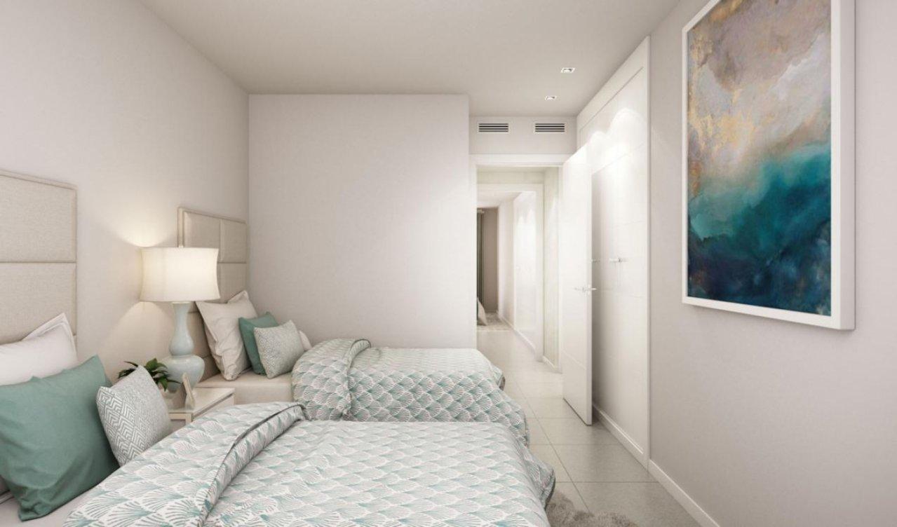 Apartamentos y adosadas en la Cala de MIjas en Mijas