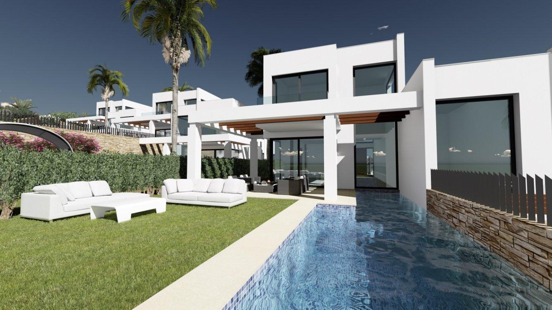 Modernas villas en Cabopino en Marbella