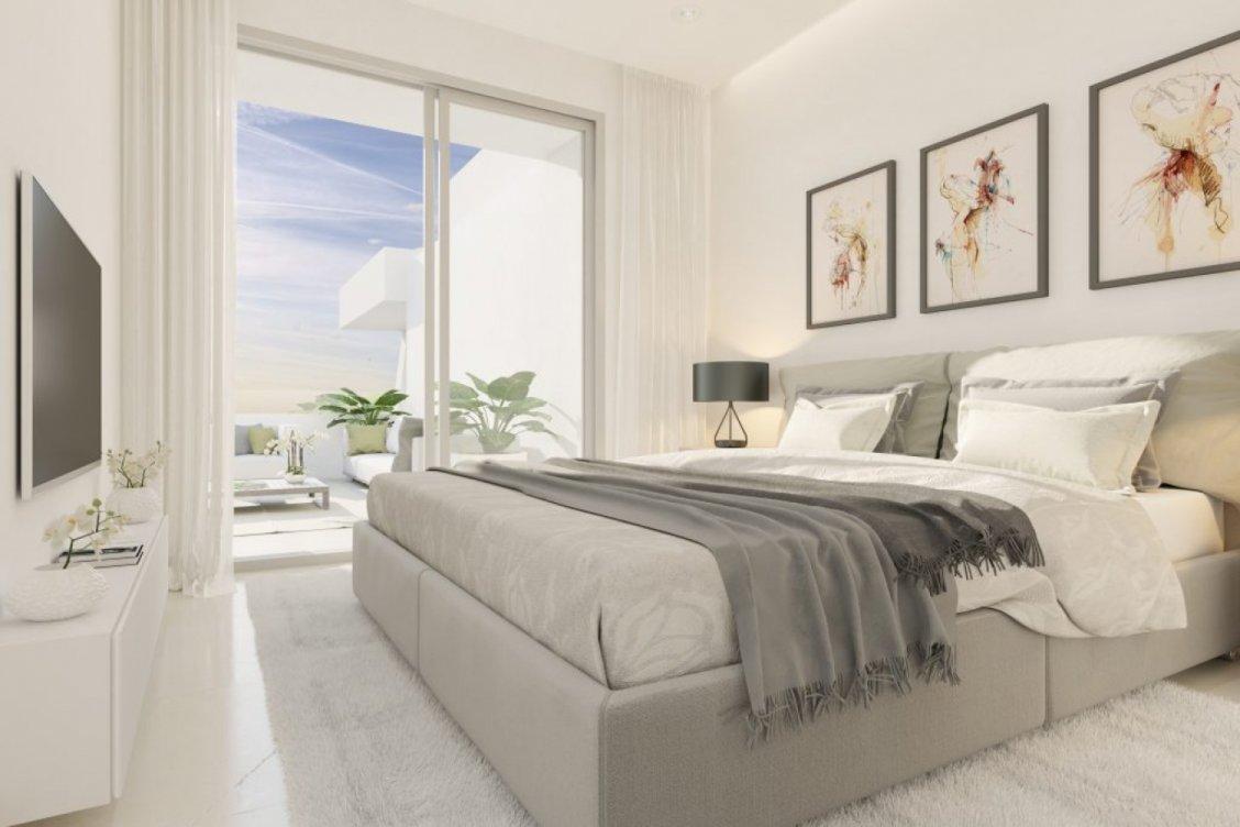 Exclusivos apartamentos en Estepona en Estepona