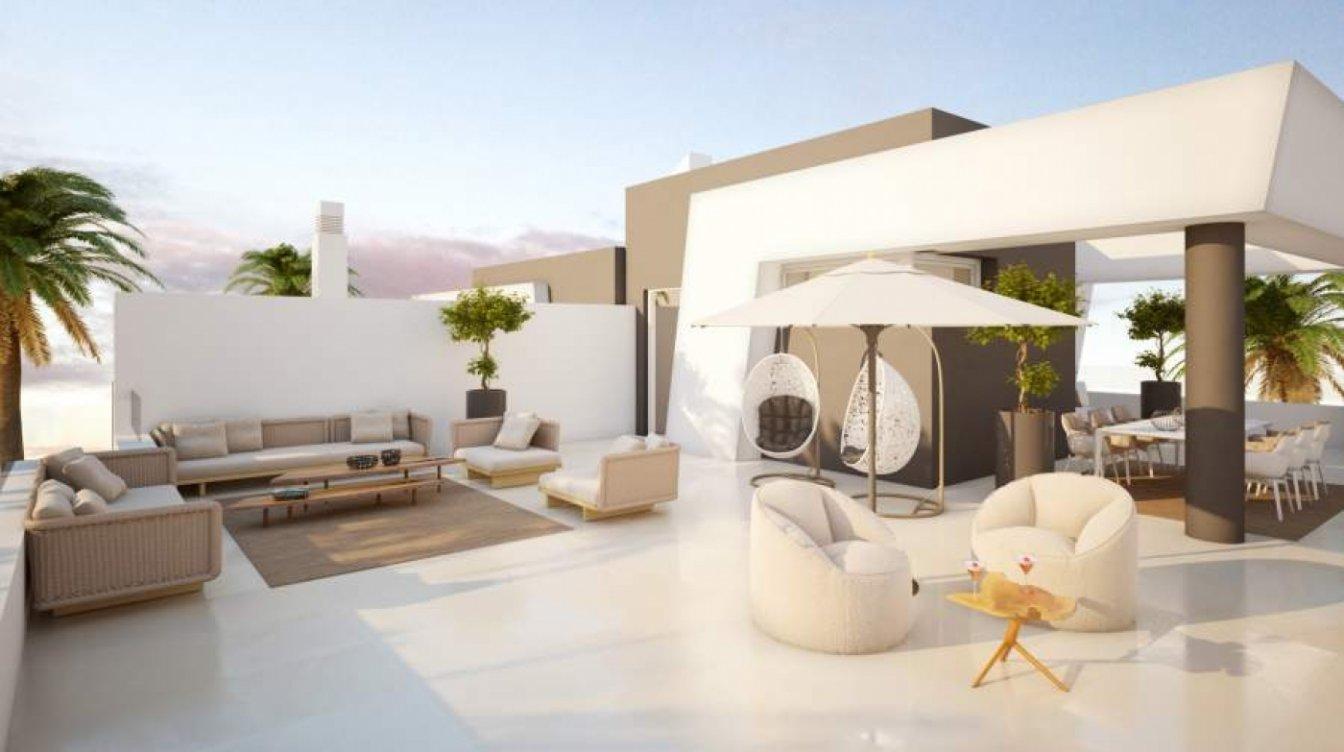 Nuevos apartamentos en Cabopino en Marbella