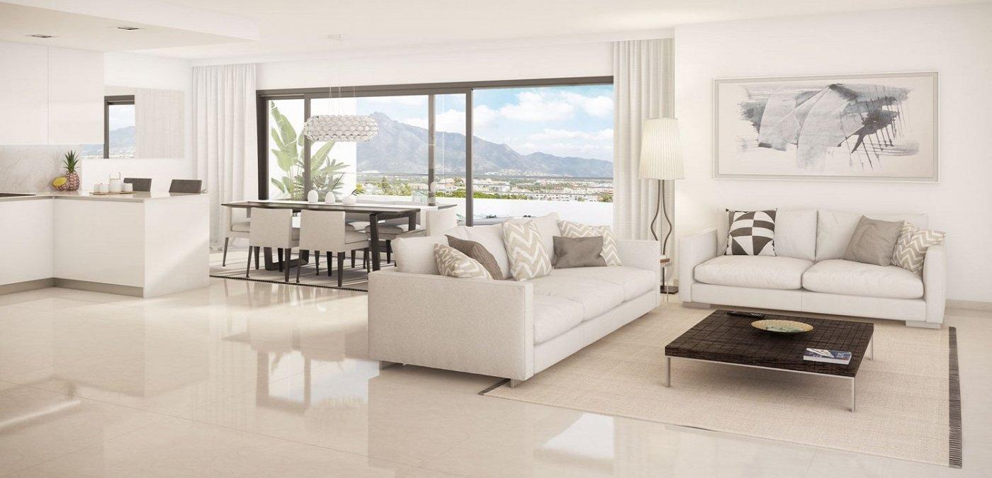 Apartamento de lujo en Milla de Oro en Marbella