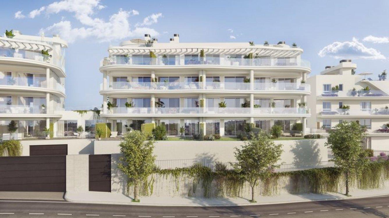 Apartamentos junto Reserva del Higuerón en Fuengirola