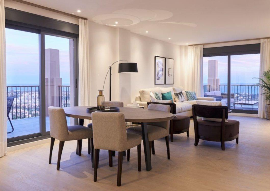 New apartments in Benahavis in Benahavís