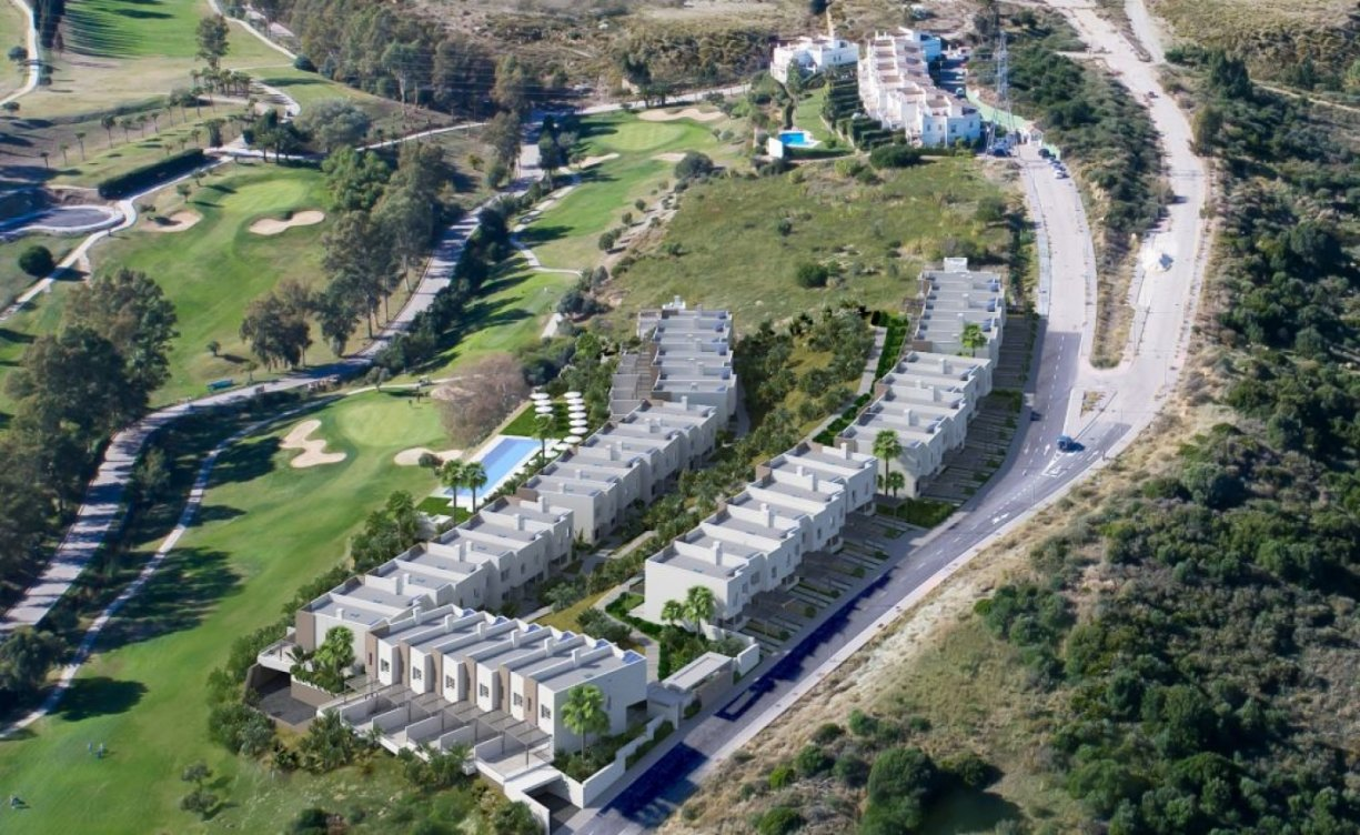 New development in Estepona Golf in Estepona