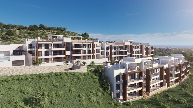 New development in Benahavis in Benahavís