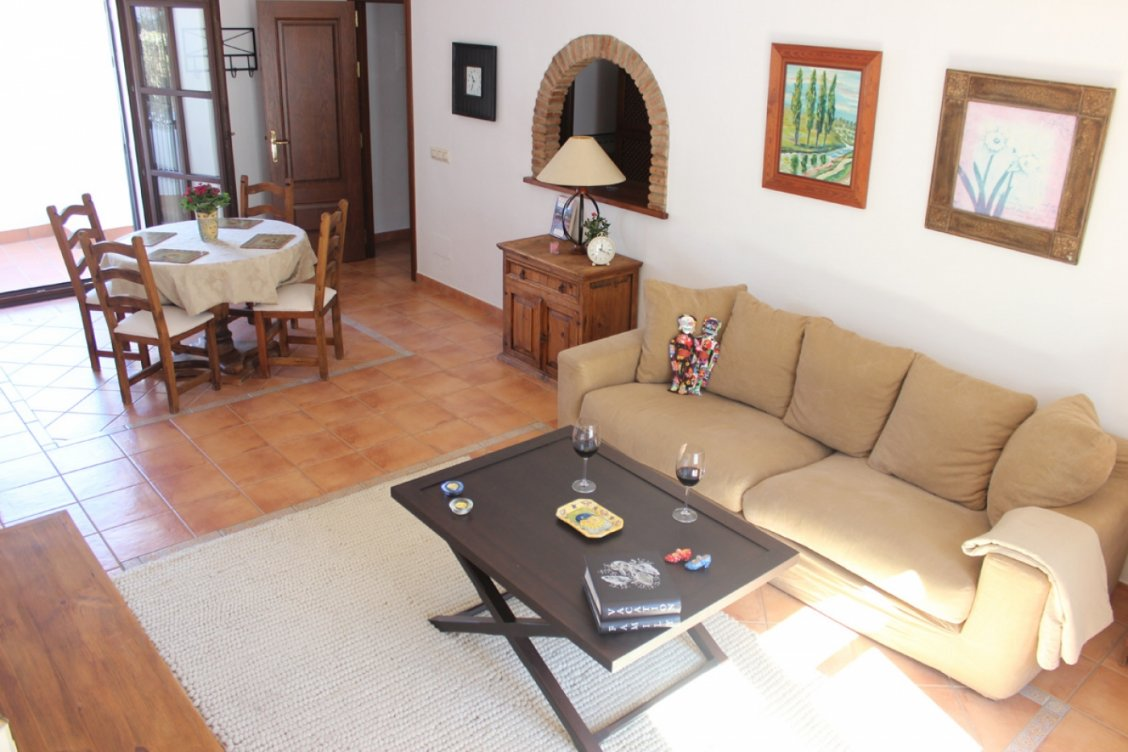 New apartments in Casares in Casares
