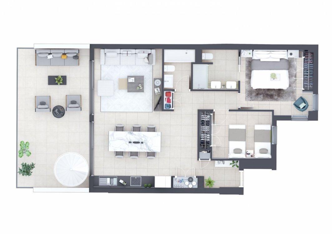 Apartamentos en Manilva en Manilva - Sabinillas