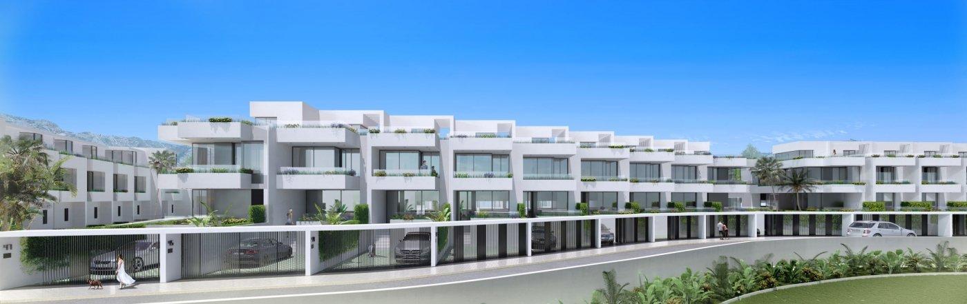 New development in Fuengirola in Fuengirola