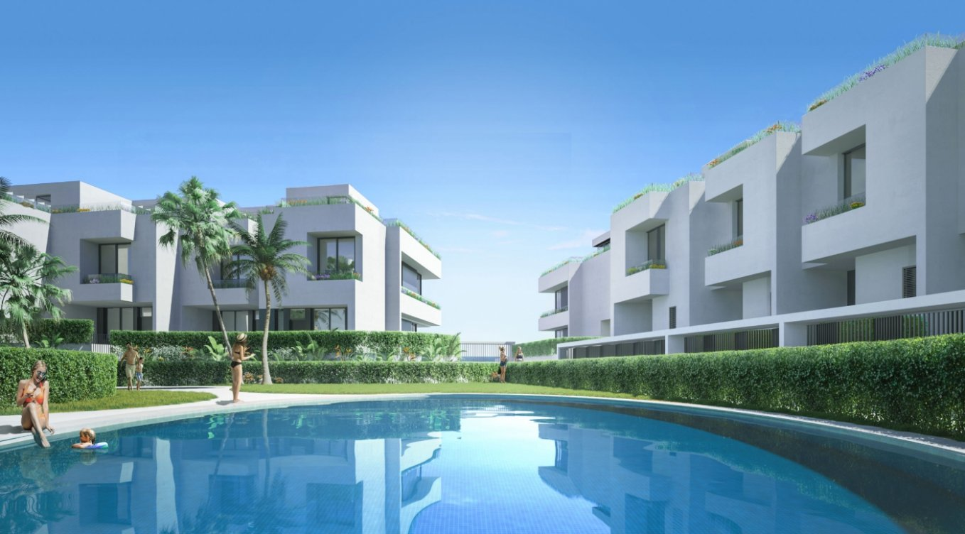 New development in Fuengirola in Fuengirola