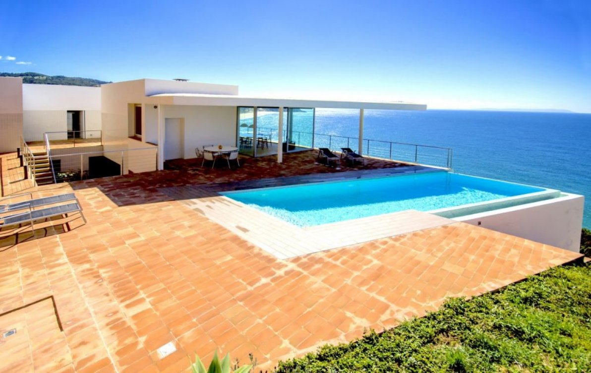 Villa with sea views in Zahara de los Atunes in Zahara de los Atunes