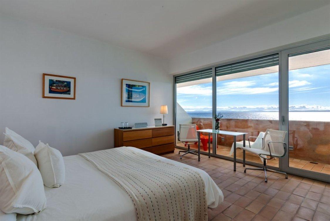 Villa con vistas al mar en Zahara de los Atunes en Zahara de los Atunes
