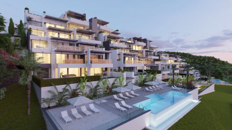 Exclusivos apartamentos en Benahavis en Benahavís