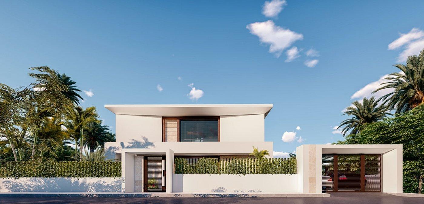Modern villas in Manilva in Manilva - Sabinillas